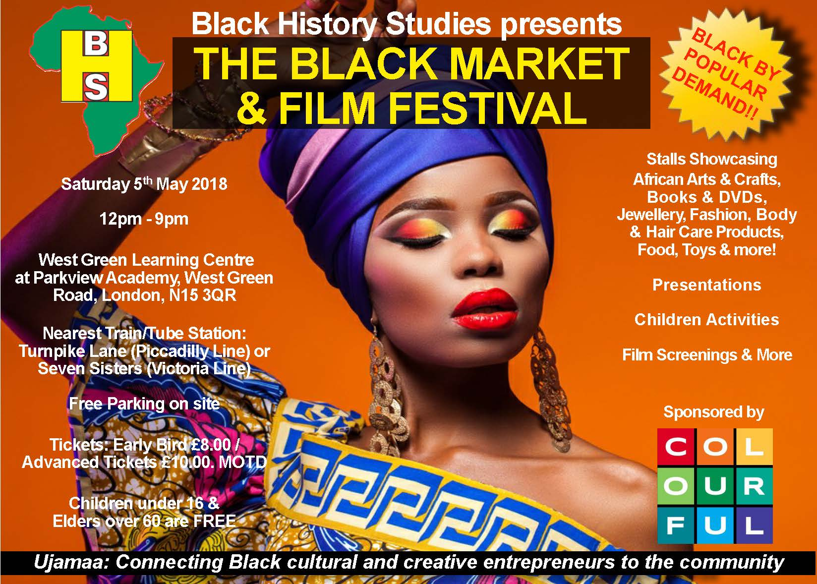 The Black Market& Film Festival – May