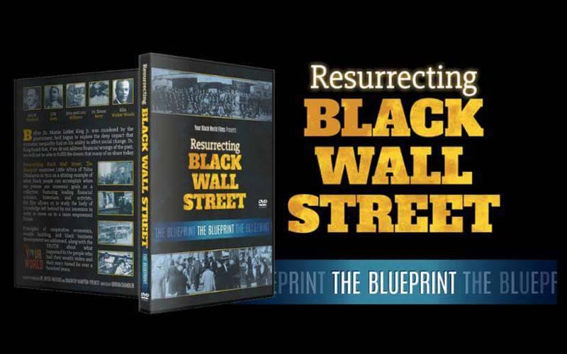 Resurrecting Black Wall Street: The Blueprint – West London Premiere