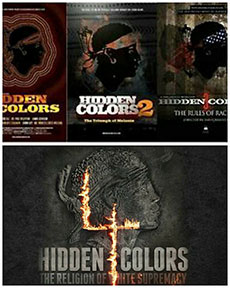 HIDDEN COLORS DVD BUNDLES