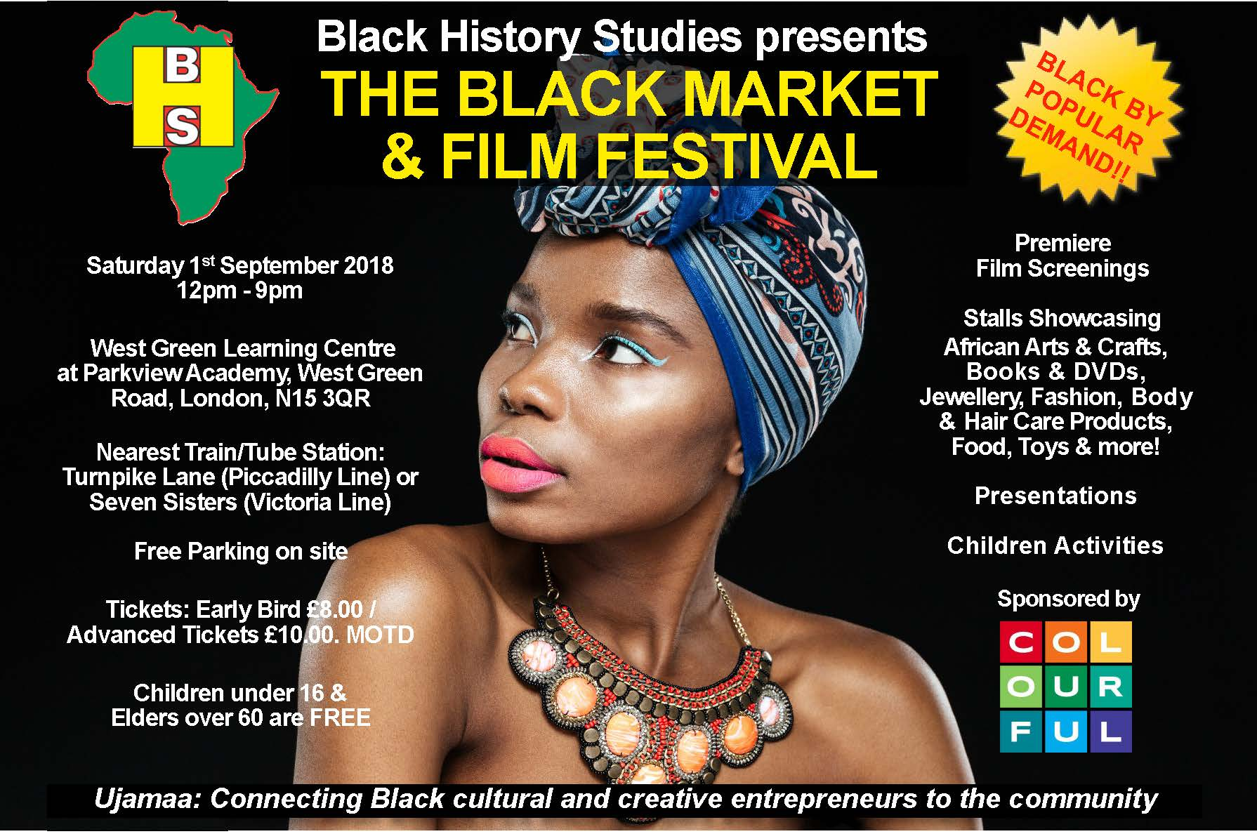 14th Black Market & Film Festival