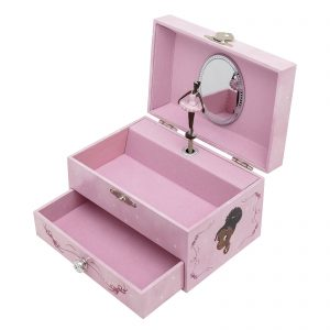 Nia Ballerina Musical Jewellery Box – Dressing Table