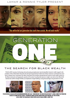 Generation One: The Search for Black Wealth