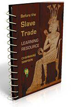 Before The Slave Trade Learning Resources