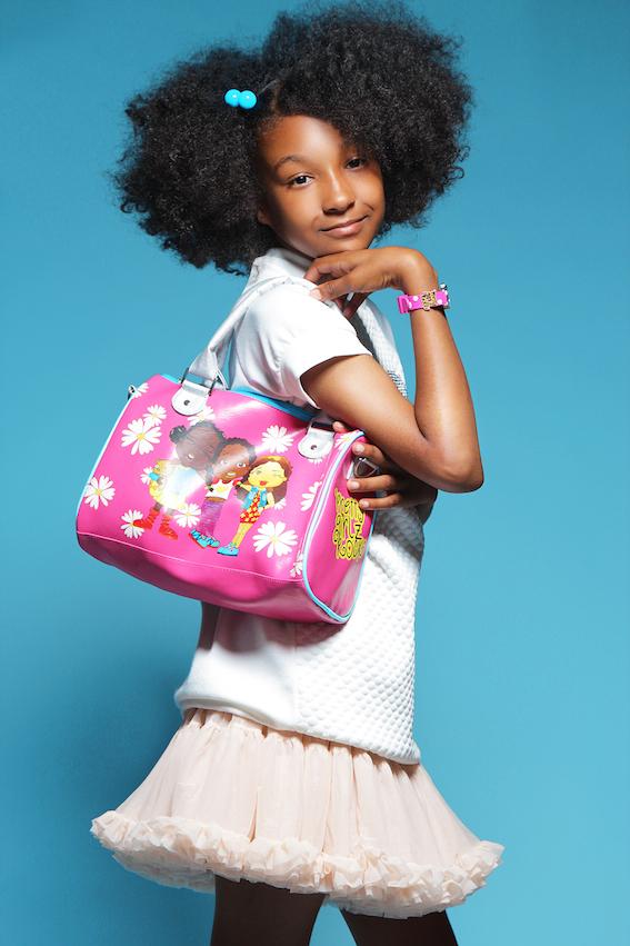 pretty girlz rock bag