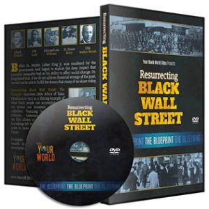 Resurrecting Black Wall Street: The Blueprint
