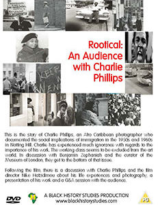 Rootical: An Audience with Charlie Phillips