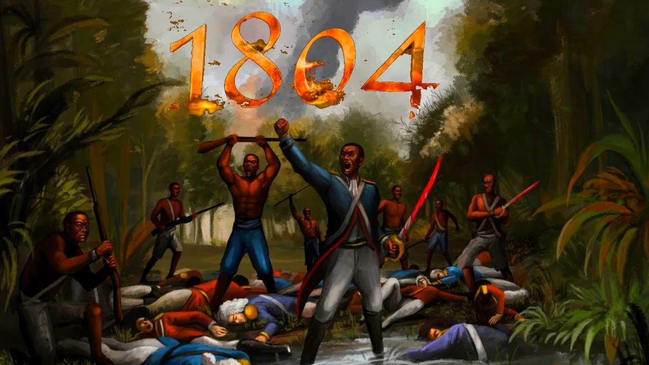 1804: The Hidden History of Haiti – West London Premiere