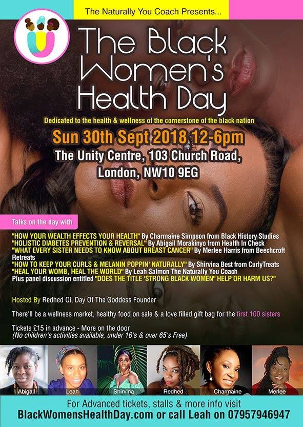 The Black Women's Health Day
