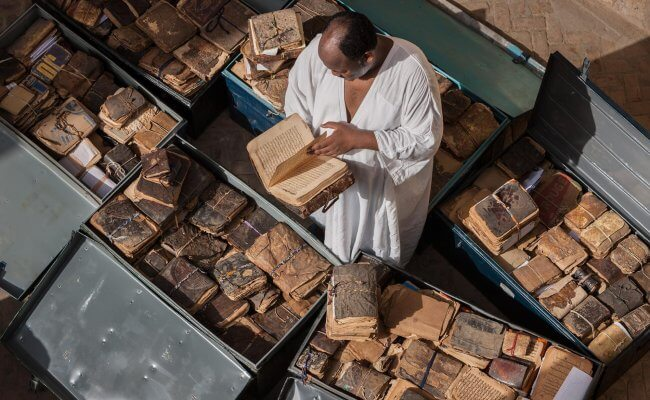 The Manuscripts of Timbuktu – African Science Film Series