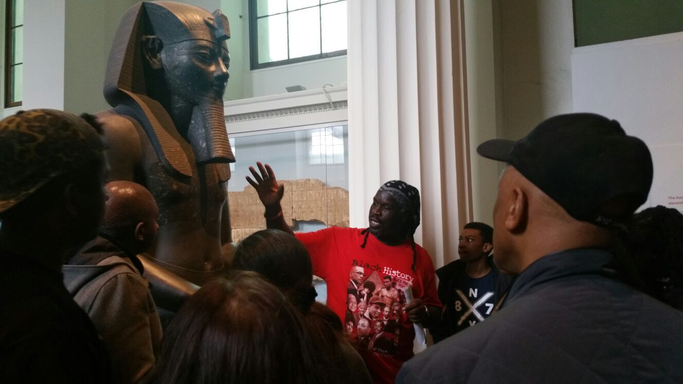 Black History Tour of the British Museum