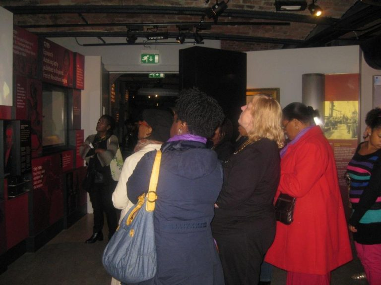 Museum Tour: The Maafa Tour – Liverpool