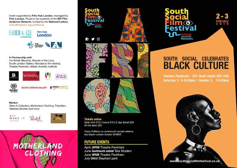 South Social Celebrates Black Culture