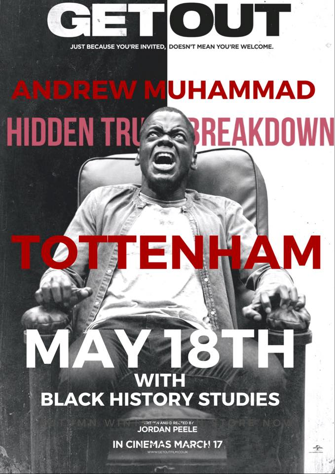 Hidden Truth Breakdown – GET OUT by The Investigator 'Andrew Muhammad'