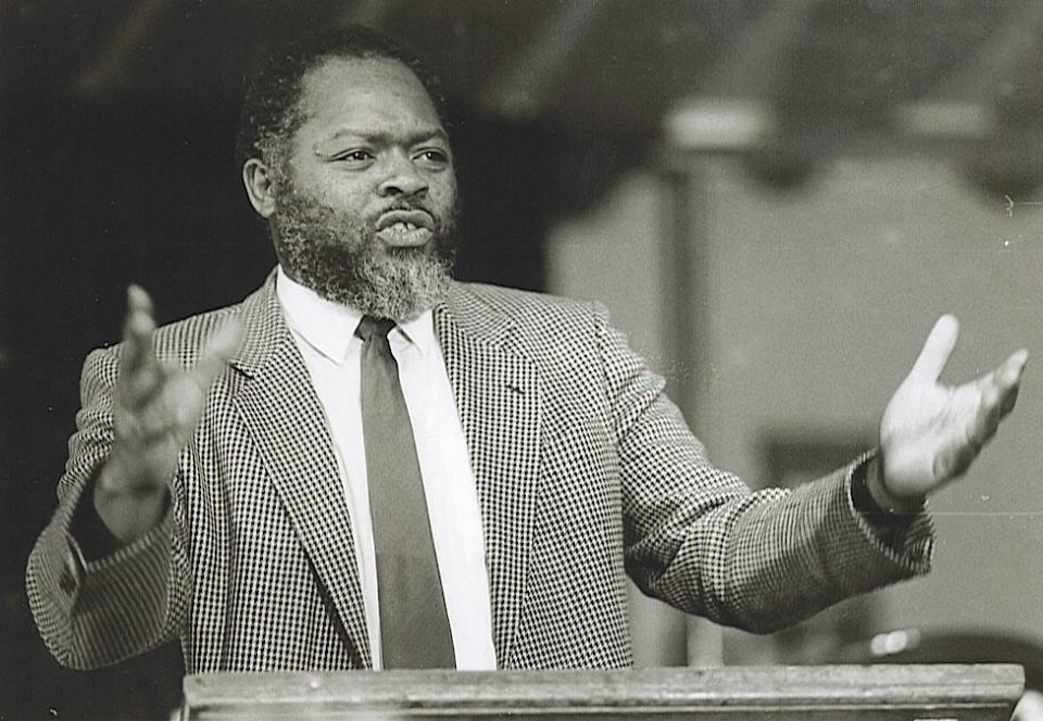 African Rebel: A Celebration for a People's Politician Bernie Grant 1944-2000