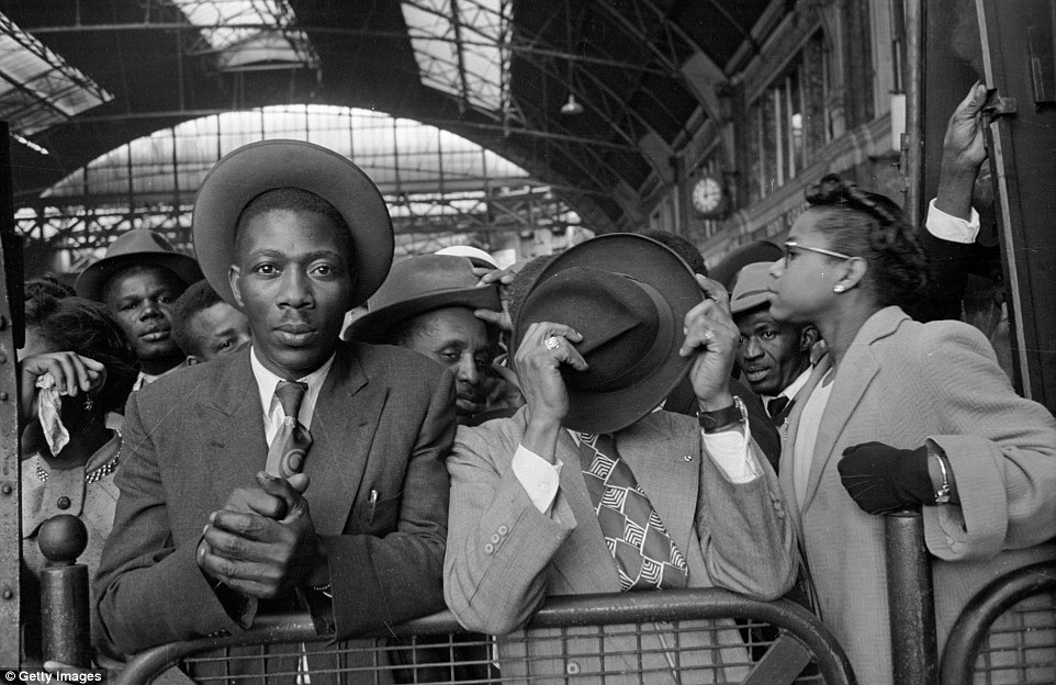 The Windrush Generation: Going Down Memory Lane