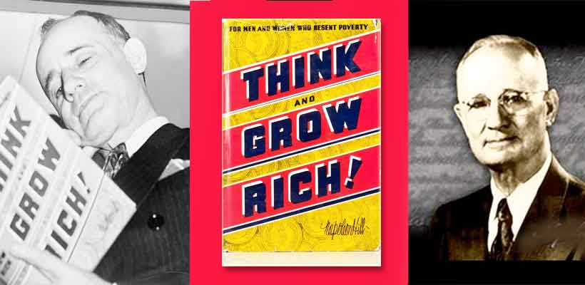 Think and Grow Rich: The Secrets to Wealth