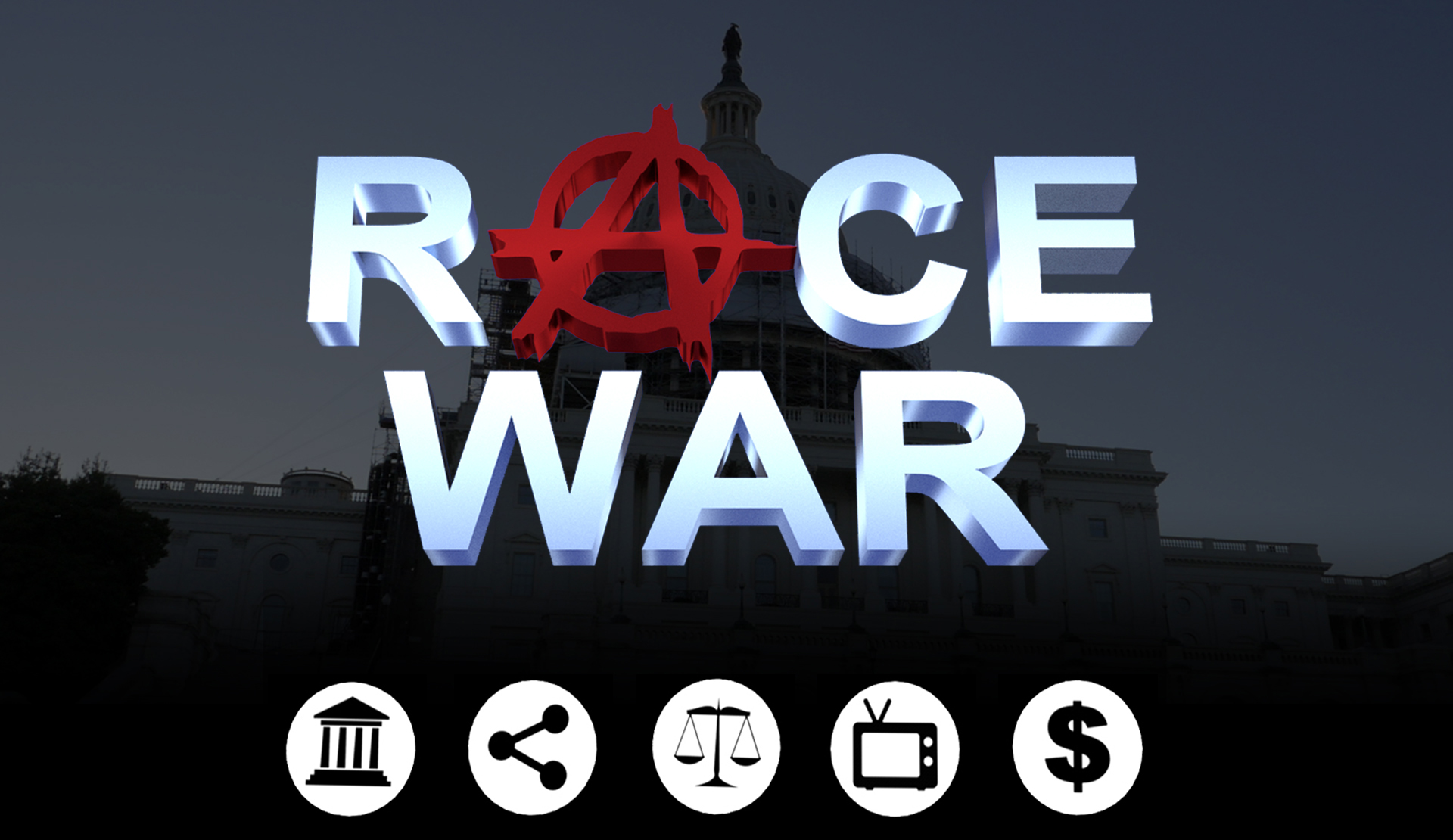 South London Premiere of new documentary 'RACE WAR'