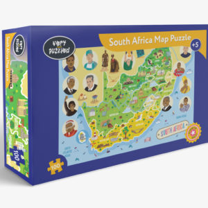South Africa Map Jigsaw Puzzle Map Jigsaw Puzzle