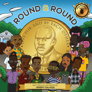 Round & Round – A book teaching group economics from an early age