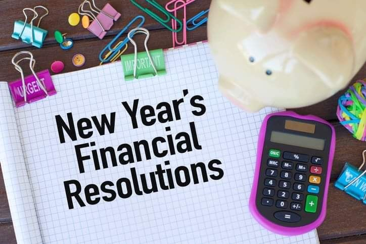10 Financial New Year's Resolutions & Multiple Streams of Income For 2020
