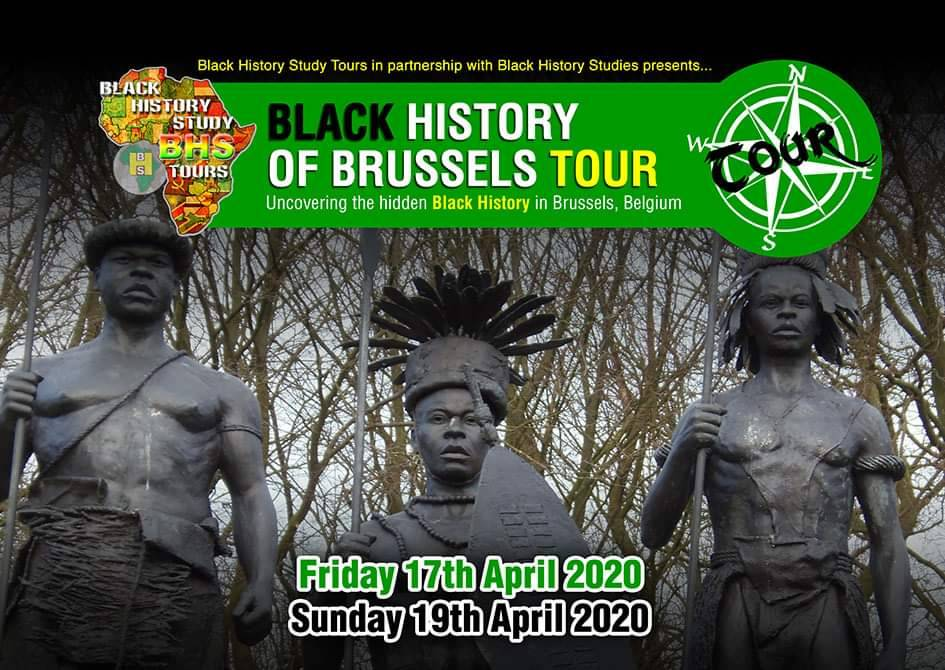 Black History of Brussels Tour