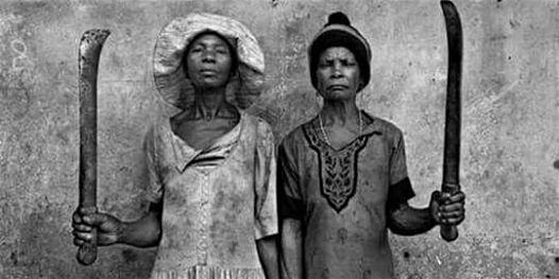 [Webinar]: Heroines of the African Holocaust: African Women in War