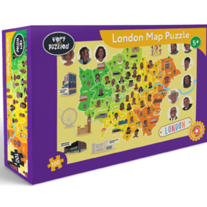 London Map Jigsaw Puzzle