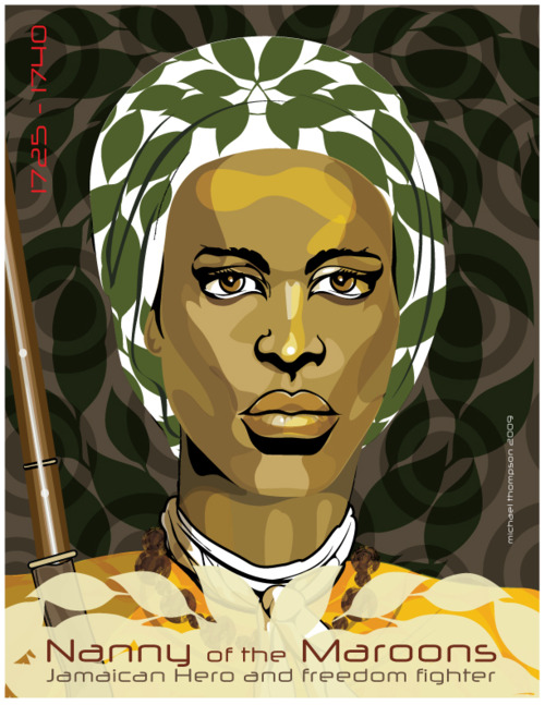 VIRTUAL Black History Children Workshop: Nanny of the Maroons