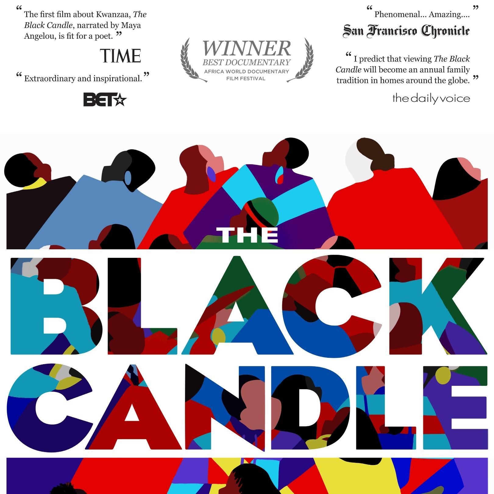 Virtual Film Screening: The Black Candle: A Kwanzaa Celebration