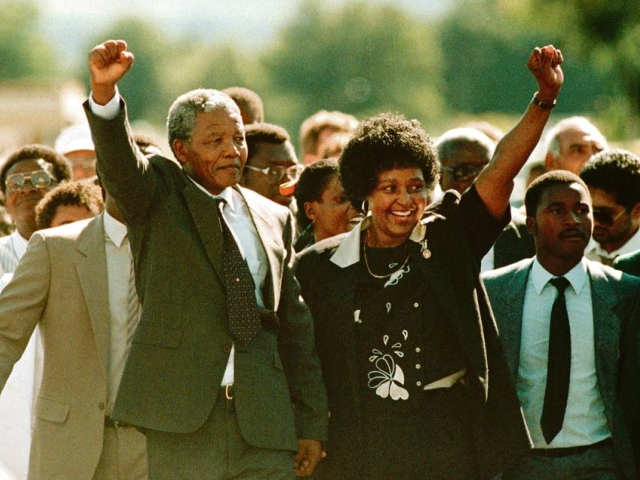 VIRTUAL Black History Children Workshop: Nelson & Winnie Mandela