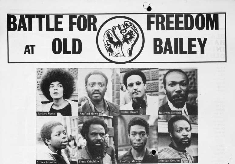 VIRTUAL Black History Children Workshop: Mangrove Restaurant & The British Black Power Movement