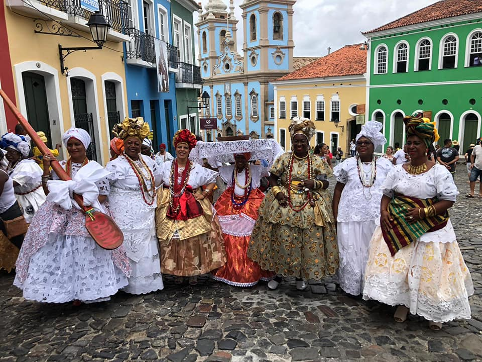 "[VIRTUAL WALKING TOUR] – ""Brazilian Black Rome: Black History of Bahia"""