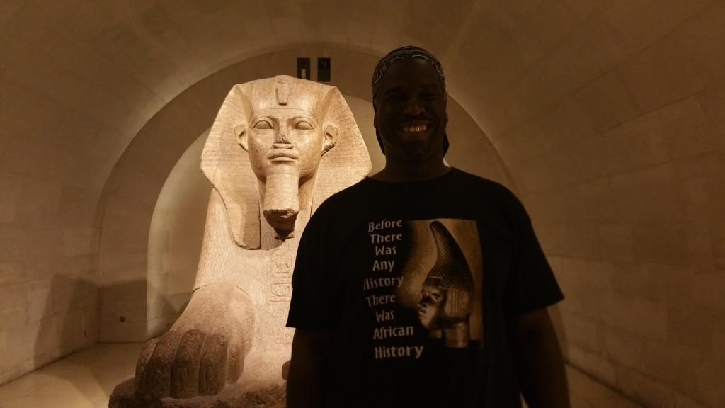 NEW VIRTUAL Black History Tour of the Louvre Museum