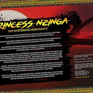 Princess Nzinga and The Mysterious Merchants