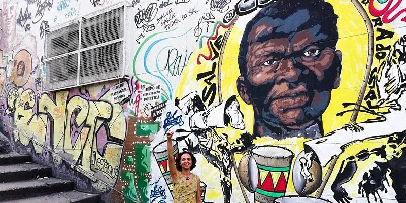 VIRTUAL WALKING TOUR – Black History Walk and Street Art in Rio de Janeiro's Little Africa